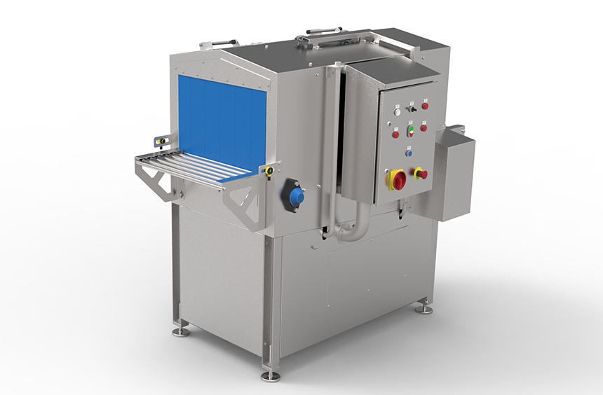 Industrial Disinfection-Sanitizing Tunnel | Mimasa machines